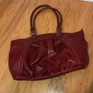 Handbags - Red Purse